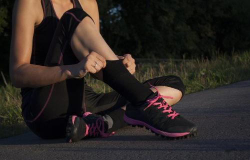 LAufausrüstung Sportsocken für Läufer
