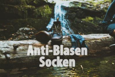 Foto Anti-Blasen-Socken
